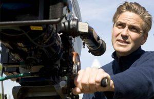 George Clooney riprese